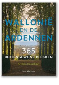 Wallonië-en-de-Ardennen: 365 Buitengewone plekken